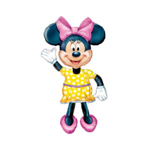 globo minnie airwalker