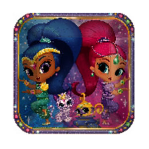 Plato Shimmer And Shine